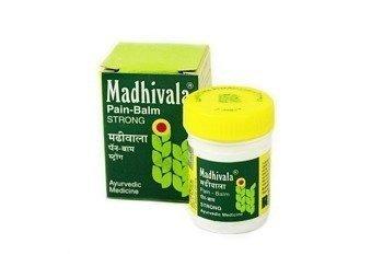 Ayurvedyjski balsam Madhivala