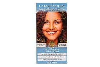 Naturalna farba do włosów Tints of Nature - 4CH Czekoladowy brąz