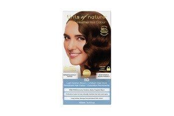 Naturalna farba do włosów Tints of Nature - 5D Jasny złoty brąz