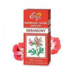 Naturalny olejek eteryczny: GERANIOWY