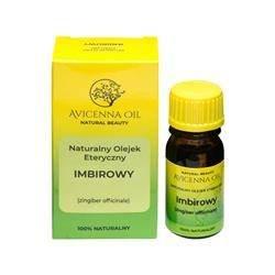 Naturalny olejek eteryczny: IMBIROWY