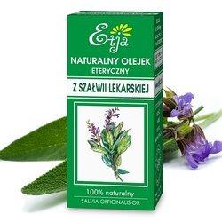Naturalny olejek eteryczny: z SZAŁWII LEKARSKIEJ