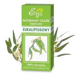 Naturalny olejek eukaliptusowy na katar, na kaszel