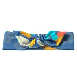 Opaska pin-up: BARWNE MORO