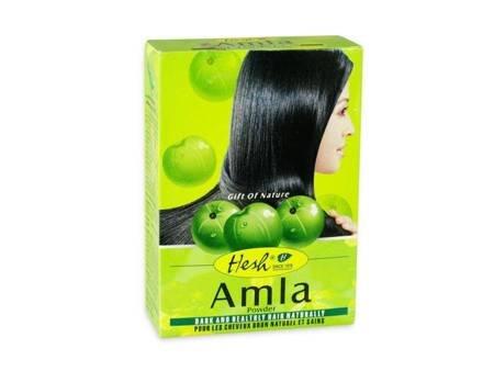 Amla w proszku - maska do włosów Hesh