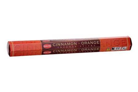 CINNAMON ORANGE / CYNAMON POMARAŃCZOWY