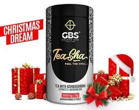 Herbata GBS: CHRISTMAS DREAM (Black Tea)