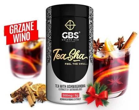 Herbata GBS: GRZANE WINO (Black Tea)