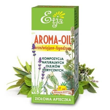 Kompozycja olejków eterycznych: AROMA-OIL