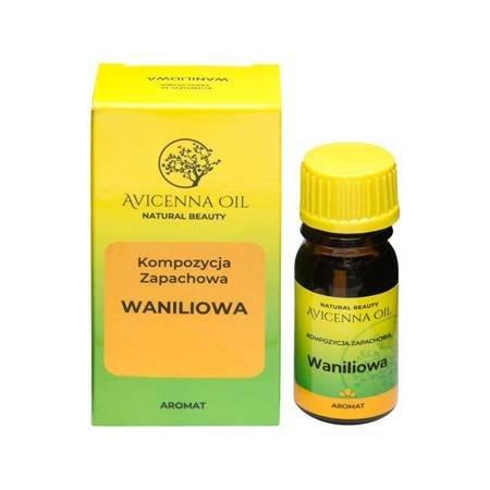 Kompozycja zapachowa: WANILIOWA
