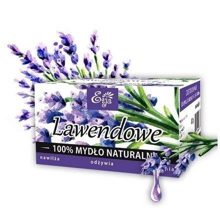 Mydło: LAWENDOWE