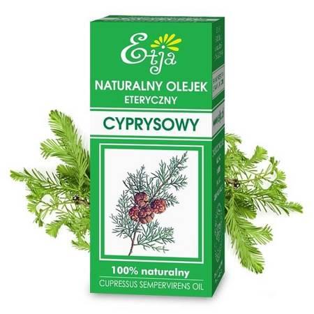 Naturalny olejek eteryczny: CYPRYSOWY