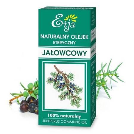 Naturalny olejek eteryczny: JAŁOWCOWY