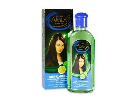 Przeciwłupieżowy olejek do włosów Amla