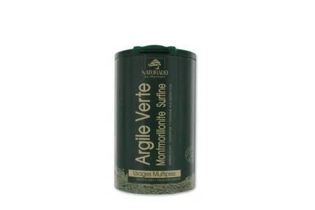 Zielona glinka montmorylonitowa w proszku 300g