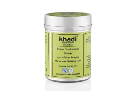Ziołowa maseczka z Neem Khadi